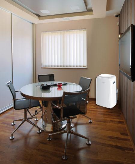 climatiseur mobile monobloc airwell