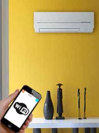 climatiseur avec wifi