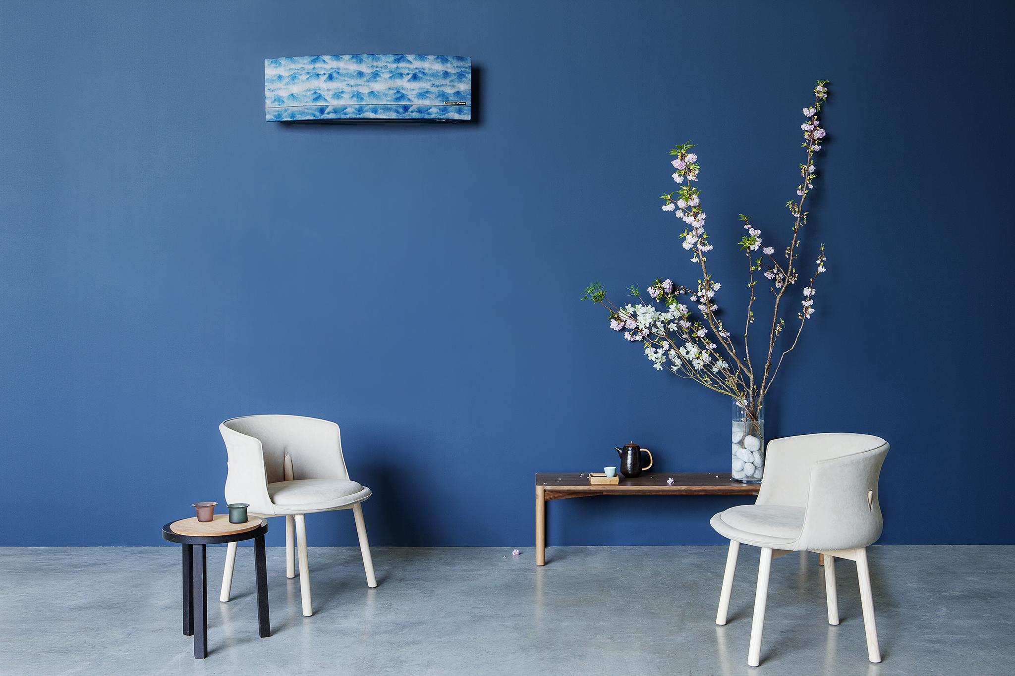 cache climatiseur interieur fa ade design climatic boutique. Black Bedroom Furniture Sets. Home Design Ideas