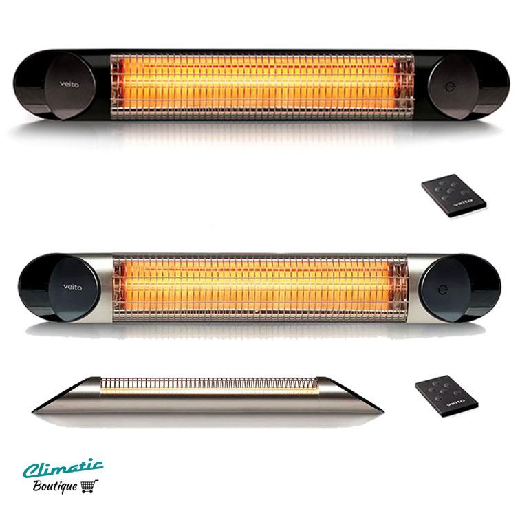 chauffage infrarouge design