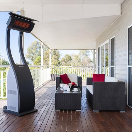smart heat10 000 wattchauffage terrasse gaz climatic. Black Bedroom Furniture Sets. Home Design Ideas