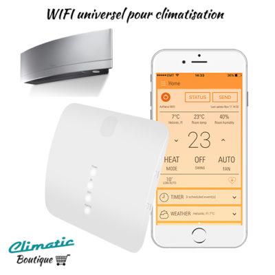 wifi universel pour climatisation